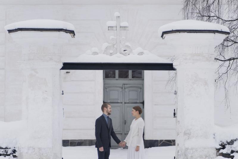 Fanny och Anders | Kokkola bröllopsfotograf