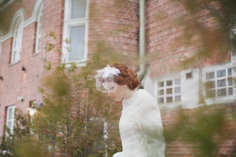 Nykarleby bröllopsfotograf Julia Lillqvist
