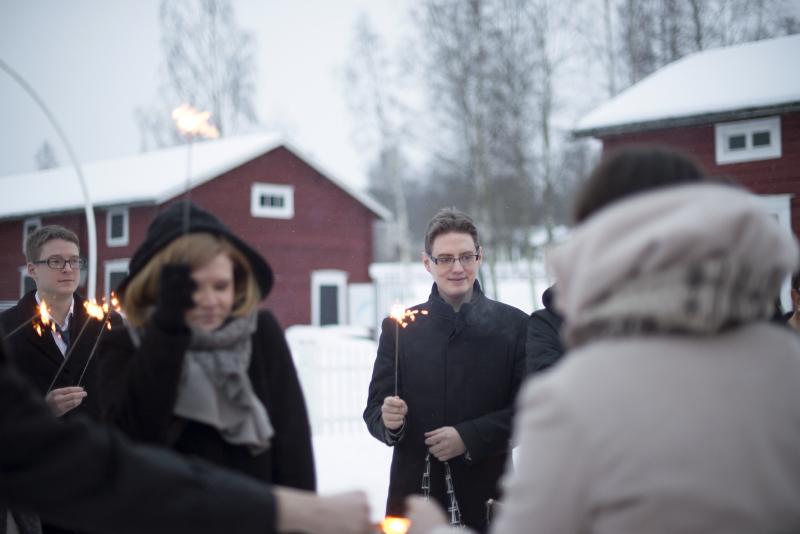 Nykarleby bröllopsfotograf Julia Lillqvist bröllop Kuddnäs Nykarleby
