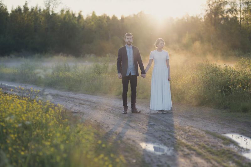 Fanny & Anders | Kokkola bröllopsfotograf