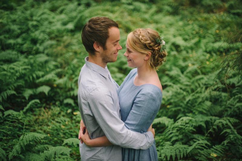 Johanna & Simon | förlovningsfotografering