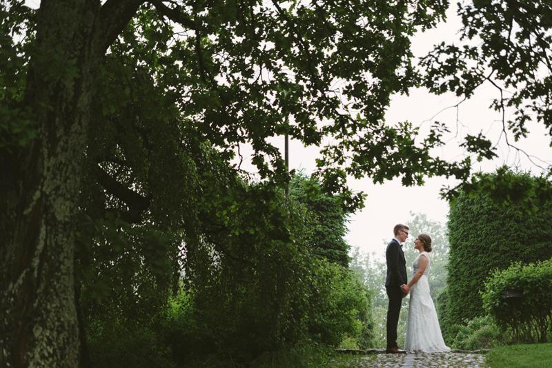 Emma & Joel | sommarbröllop Jakobstad