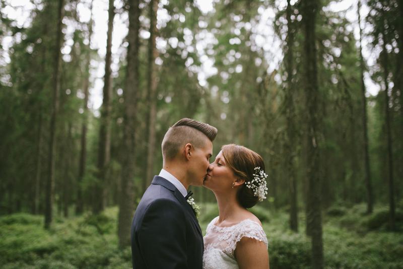 Anna & Jani | Bröllop Stundars