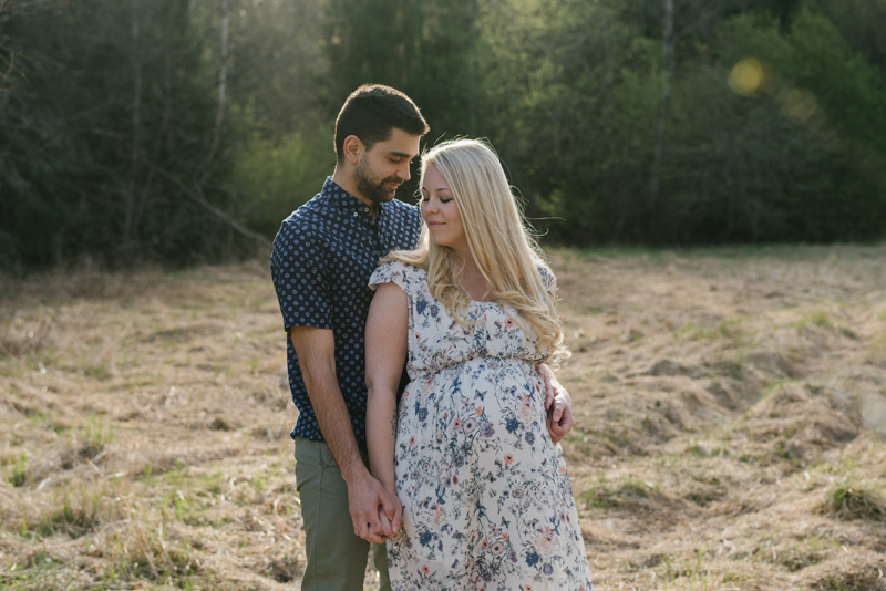 Maria & João | gravidfotografering Vasa