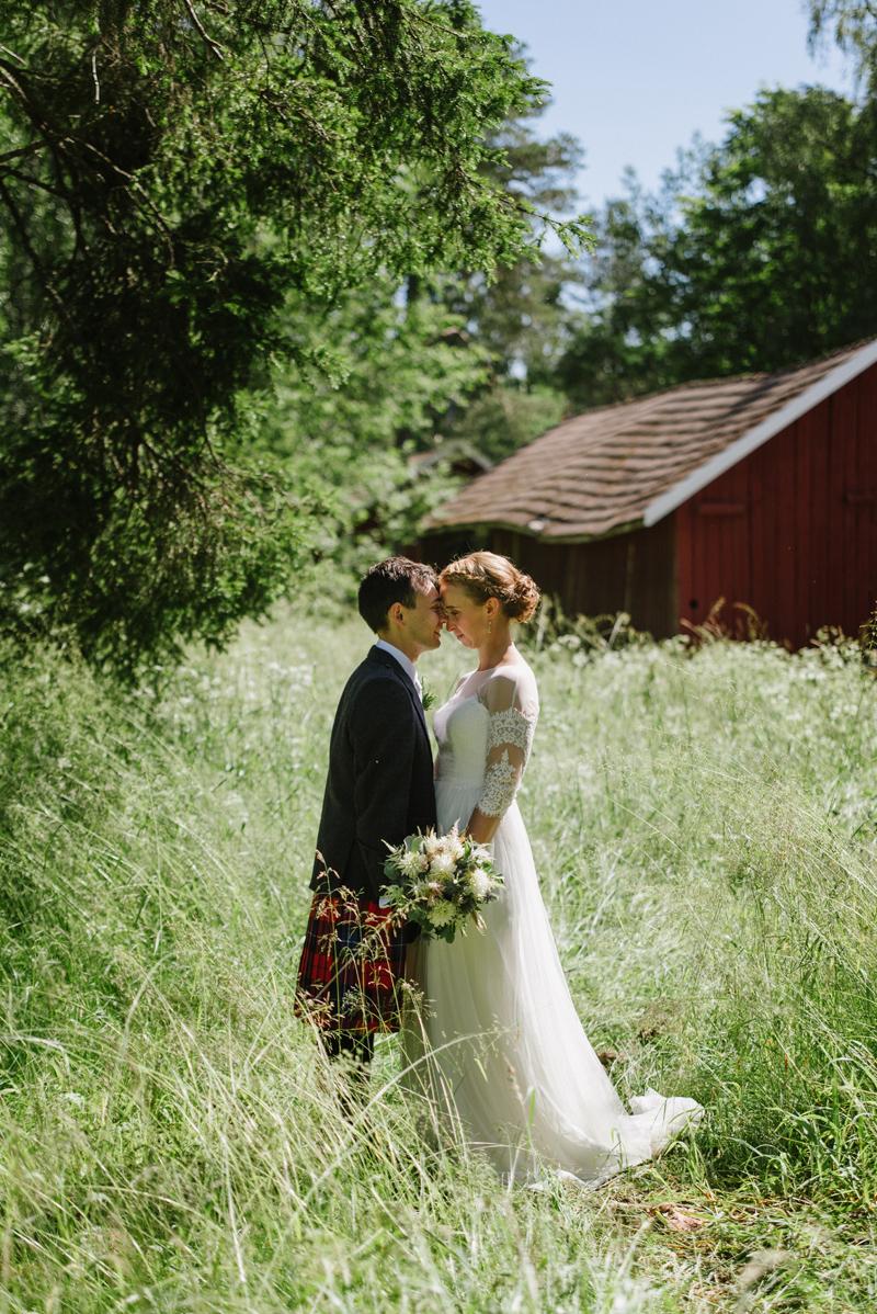 Scottish country wedding photographer Scotland Julia Lillqvist