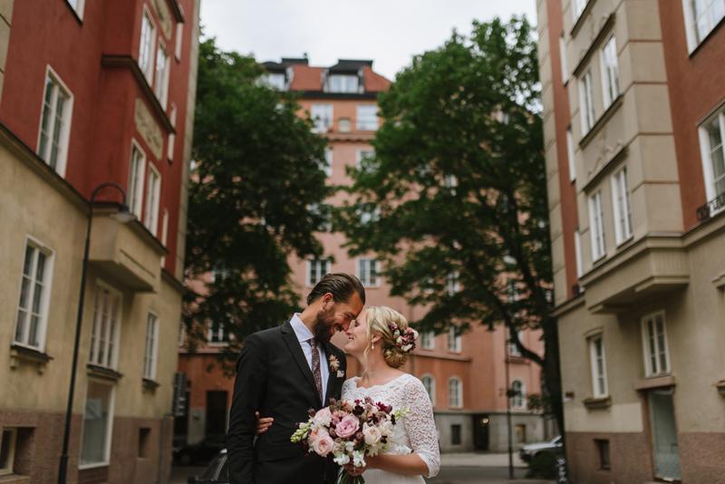 Sofie & Olle | Stockholm bröllopsfotograf