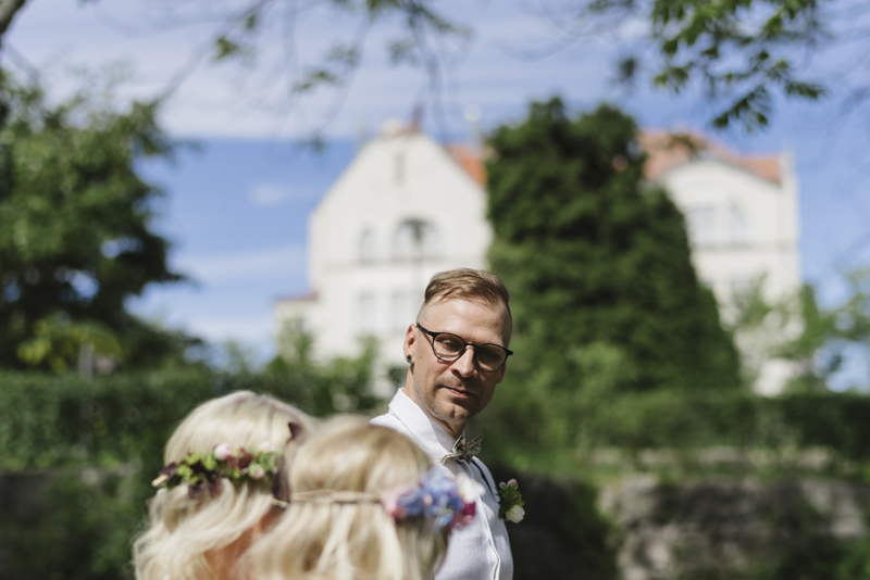 Bohemian farm wedding storyteller Julia Lillqvist