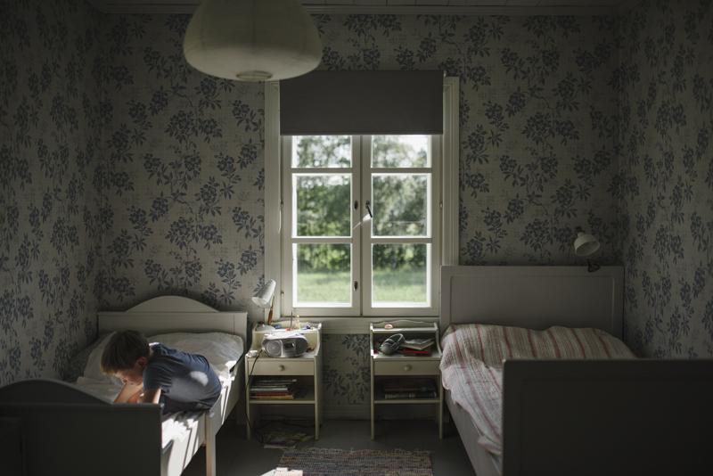 familjefotografering livsstil syskon fotograf Åbo