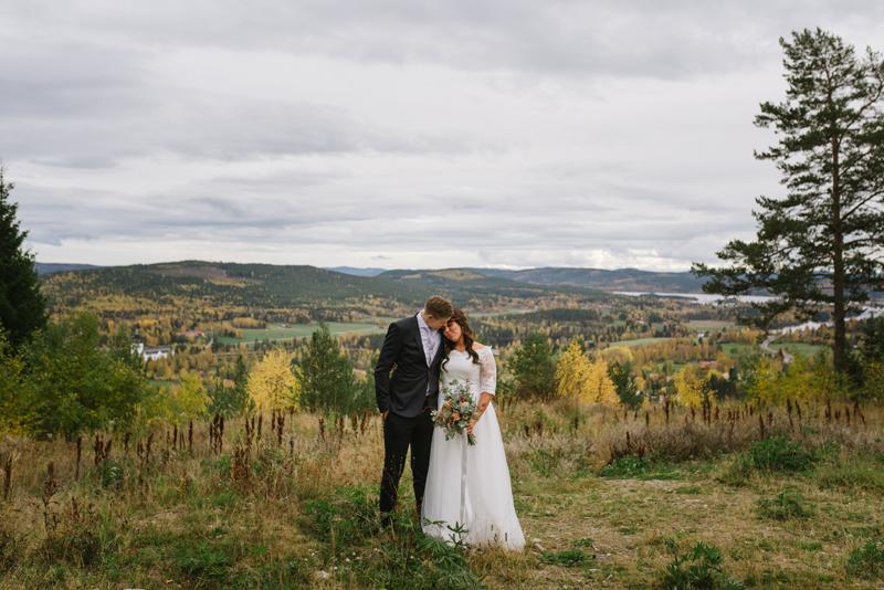 Josephine & Jonatan | Järvsö bröllopsfotograf