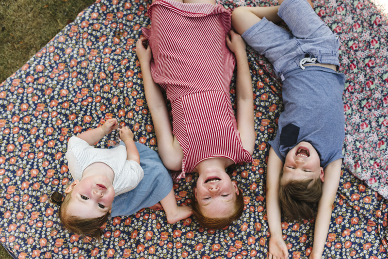 Edith, Evert & Liisi | Familjefotografering