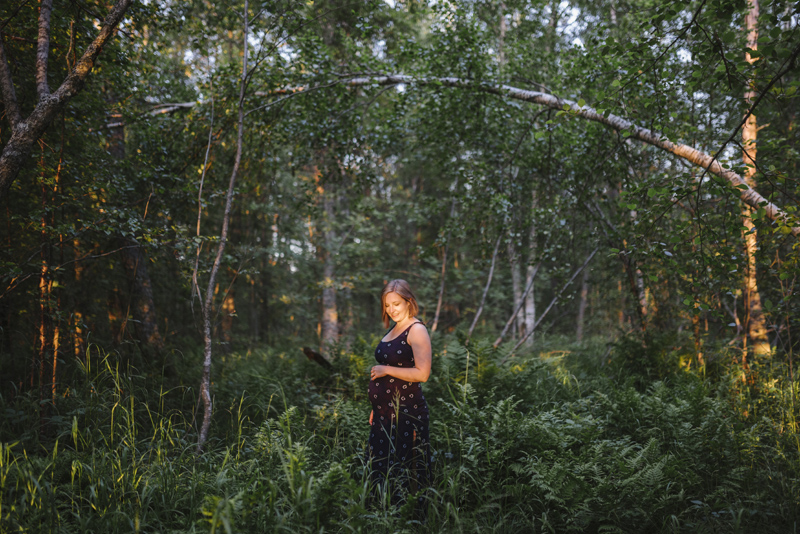 gravidfotografering raskauskuvaus turku